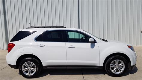 chevrolet equinox white 2015 chevy equinox lt awd white 543900 youtube
