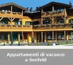 seefeld appartamenti vacanze seefeld in tirolo