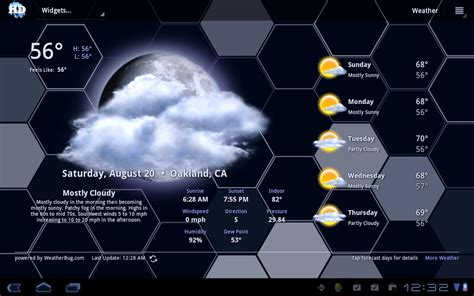 tablet widgets download hd widgets for honeycomb tablets