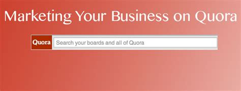 Why Mba In Marketing Question Quora by Quora Why You Want To Use This Question And Answer Site