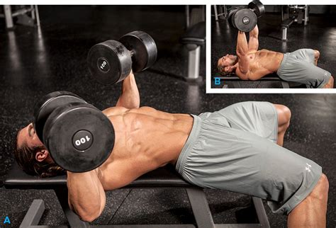 chest workout no bench 10 best chest exercises for building muscle