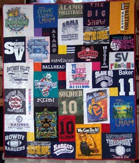t shirt quilt pattern with different size blocks 1000 images about t shirt quilt ideas on pinterest