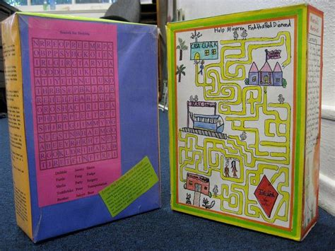 book report cereal box project 23 best images about book reports on