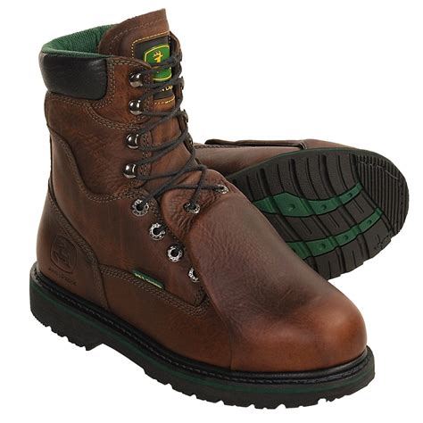 deere work boots for deere footwear 7 quot leather work boots for 2495g