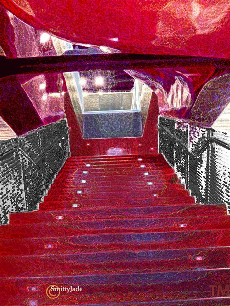 Seattle Library Interior by Seattle Library Interior Redrum By Smittyjade1 On