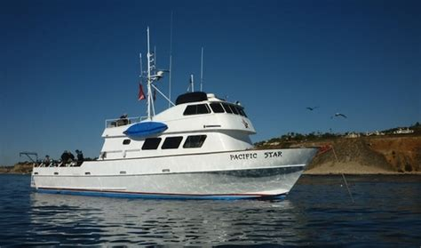 pacific star fishing boat dive boat pacific star in los angeles ca