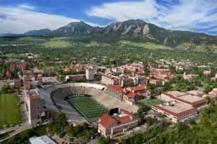 University of colorado boulder university of washington seattle