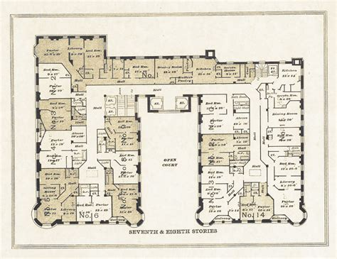 Japanese Apartment Floor Plan The Pullman State Historic Site The Company The
