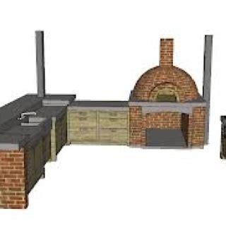 95 Best Stoep En Braai Images On Pinterest Cottage Decks And Firewood Outdoor Kitchen Design Template