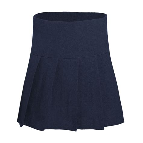 childrens skirts pleated school skirt