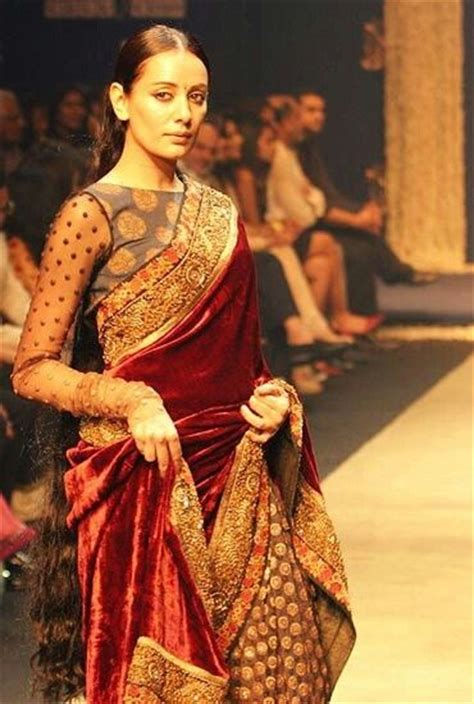 Sachi Blouse sabyasachi blouse designs