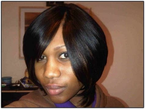 Black Weave Bob Hairstyles by Layered Weave Bob Hairstyles Layered Weave Styles Curly