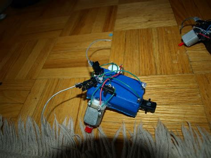 cara membuat robot otomatis sederhana cara membuat robot sederhana