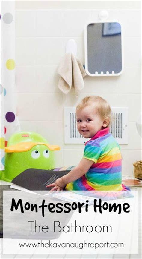 montessori bathroom 17 best images about infant montessori on pinterest