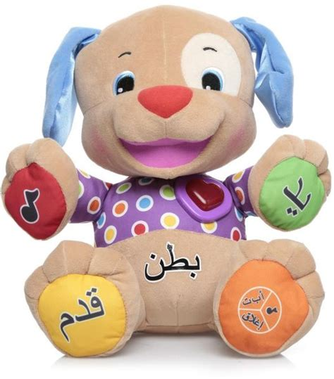 puppy to play fisher price laugh learn to play puppy multicolor bmj26 price review and