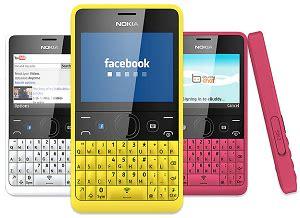 Hp Nokia Asha 210 Sekarang kumpulan hp atau smartphone bisa whatsapp bbm dan line paling murah futureloka