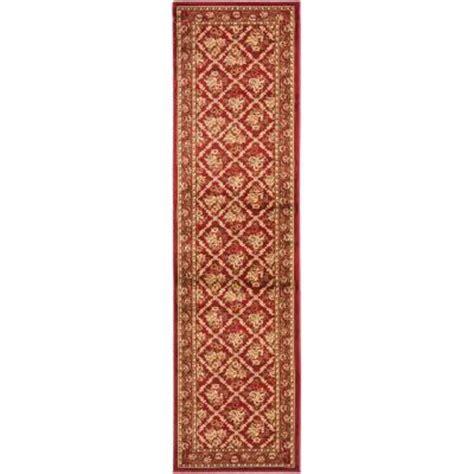 16 ft runner rug safavieh lyndhurst 2 ft 3 in x 16 ft rug runner lnh556 4040 216 the home depot