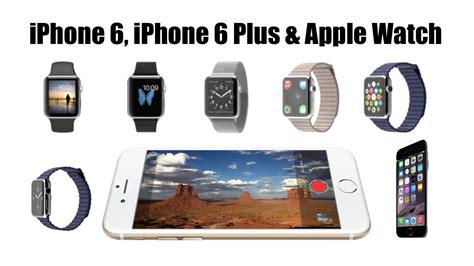 iphone 6 iphone 6 plus apple ios 8 release date