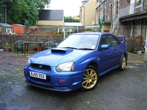 2005 subaru wrx custom 2005 55 modified subaru impreza wrx sti type uk 163 9995