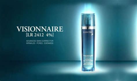 Lancome Visionnaire how to use lanc 244 me visionnaire rustic nirvana