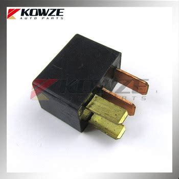 horn relay for mitsubishi pajero montero io outlander lancer colt dion galant space wagon gear