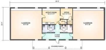 Day Care Centre Floor Plans Child Day Care Centers Floor Plans Nursery Floor Plans