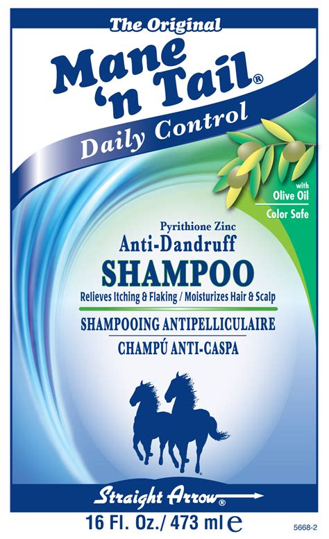 Shoo Mane N Daily Anti Dandruff mane n daily anti dandruff shoo suspension arrow products inc