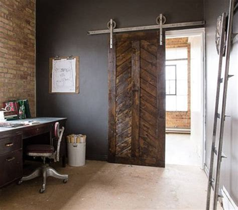 Industrial Closet Doors What S My Style Industrial Interior Design
