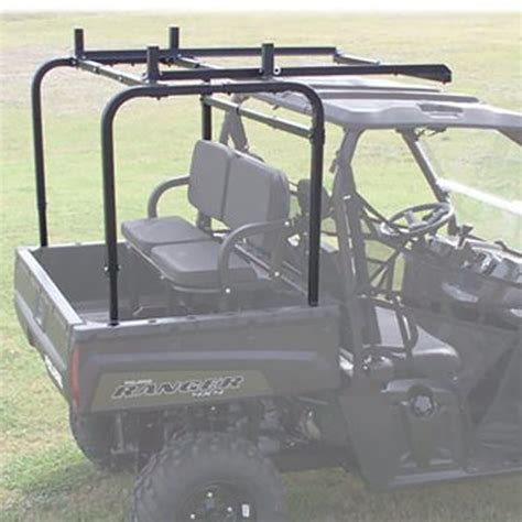 Bed Ladder Rack by Utv Bed Mounted Utility Ladder Rack