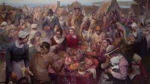 The First Thanksgiving 1621 Thanksgiving A Peculiar Holiday Abide In Me Blog
