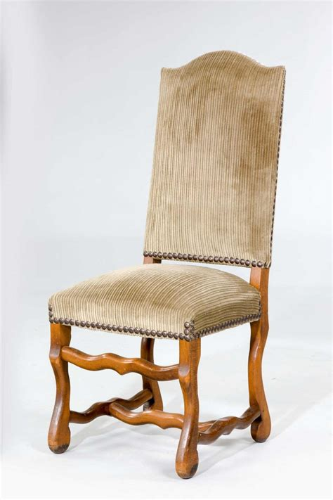 set   beech dining room chairs  sale  stdibs