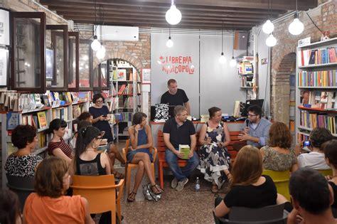 libreria marco polo presentazione di david poissant alla libreria