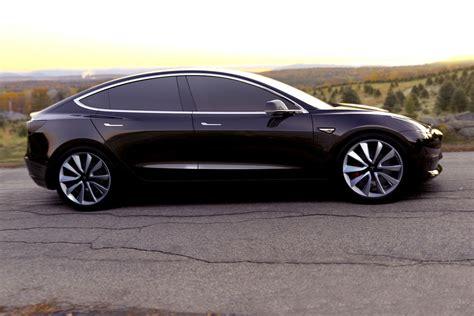 Tesla X Autobild by Tesla Model 3 2017 Produktion Bilder Autobild De
