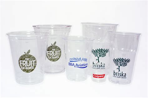 Printed Glass Cup printed plastic cups and glasses aj print