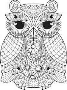 owl mandala coloring pages 1000 images about more coloring on