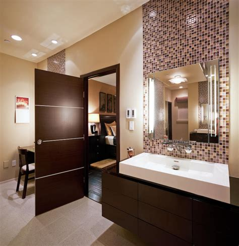 Modern Bathroom Small 40 Of The Best Modern Small Bathroom Design Ideas