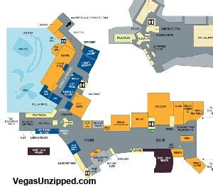 mirage las vegas floor plan meze