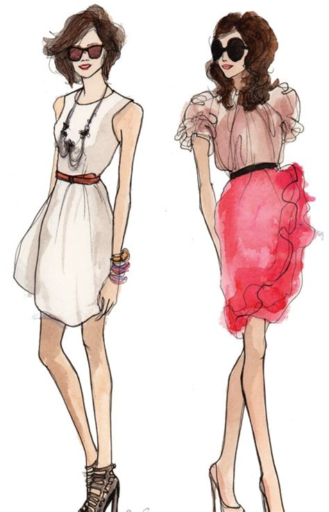layout my outfit pinterest fashion drawing by inslee beautiful art pinterest