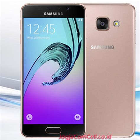 Hp Samsung Galaxy A5 Bulan spesifikasi samsung galaxy a5 2016 harga termurah jogjacomcell co id