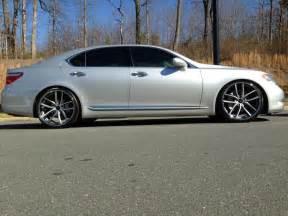 Lexus Ls 460 Rims Lexus Ls Wheels And Tires 18 19 20 22 24 Inch