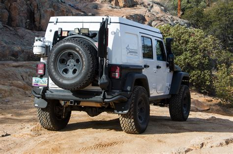 Jeep Jk Overland Build Featured Vehicle At Overland Jeep Jk Expedition Portal
