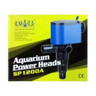Jual Power Amara Sp 1200 Untuk Aquarium jual aksesoris aquatic terbaik terlengkap blibli
