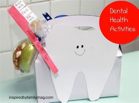 How To Make A Toothbrush Out Of Paper - dental health activities for inspired by family