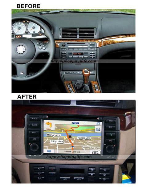 Bmw Navigation System by Bmw E46 Autoradio Dvd Gps Bmw M3 Radio Dvd Tv Bluetooth