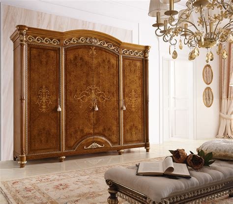 Luxury Wardrobe by Classic Wardrobes And Bedroom Suite In Luxury Italian Style
