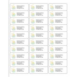 Mailing Label Templates 30 Per Sheet by Free Address Label Templates 30 Per Sheet