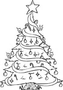 15 christmas tree coloring pages kids gt gt disney coloring pages