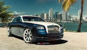 Custom Rolls Royce Wraith Rolls Royce Custom