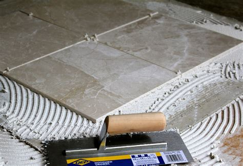 Laying Limestone Floor Tiles by Installing Marble Tile Pro Construction Guide