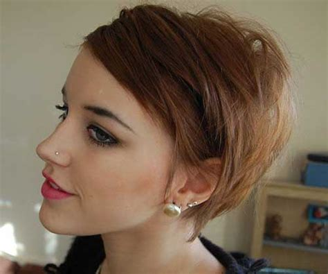 best hairstyle for fine thin brunette hair 30 simple hairstyles for short hair short hairstyles